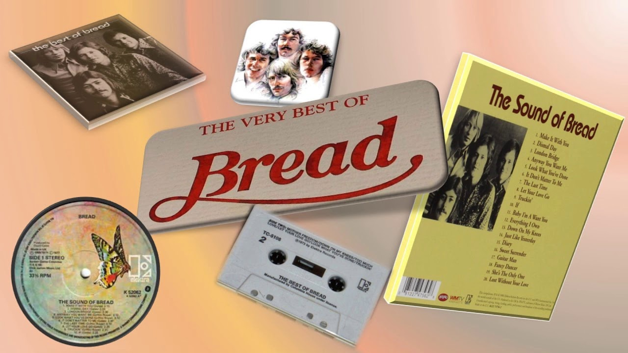 Bread - Everything I Own - Look What You've Done