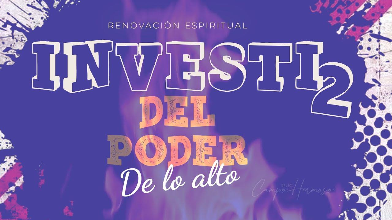 Semana de Renovación Espiritual -Pr Pedro Quintero- #IPUCCH