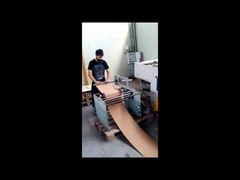 CORRUGATED CARDBOARD PRODUCTION MACHINE