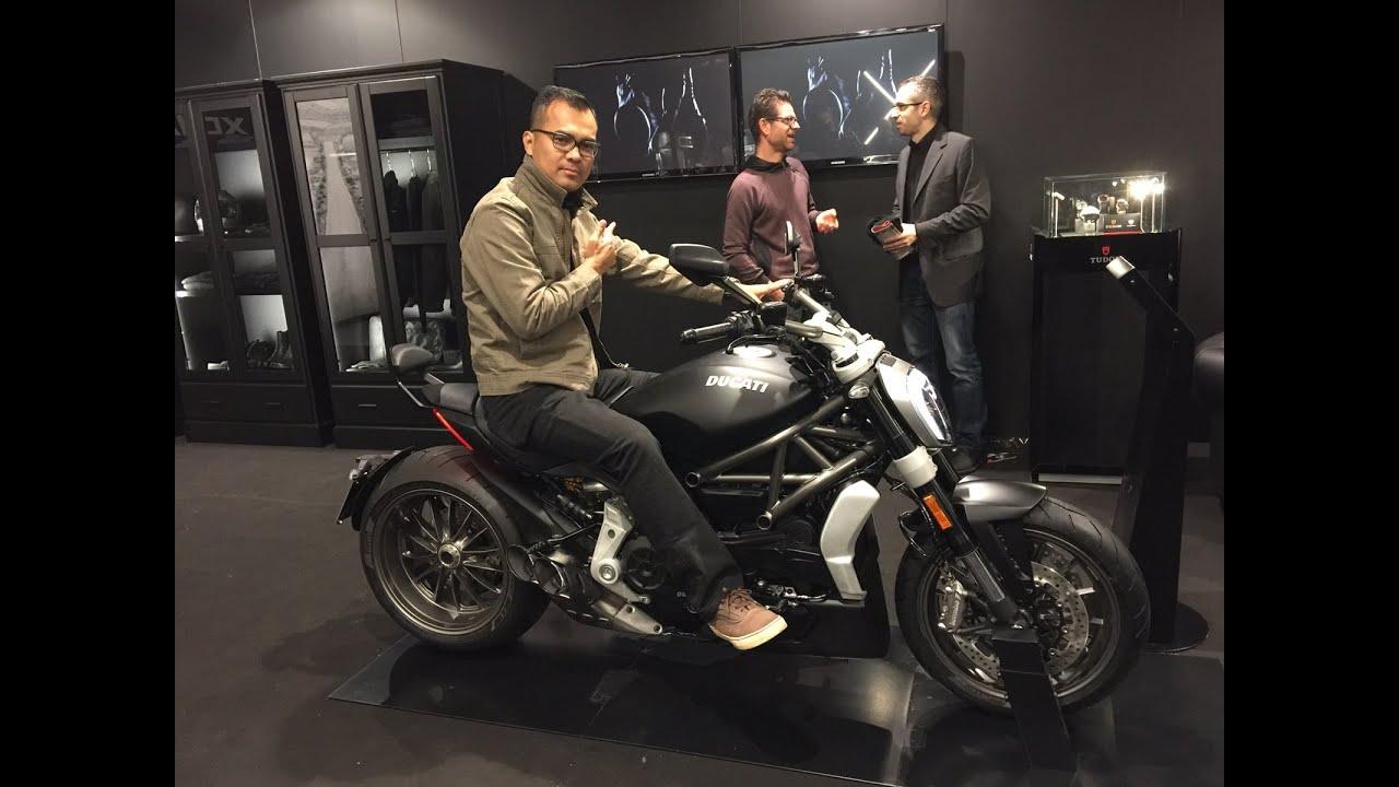 Ducati Diavel Indonesia