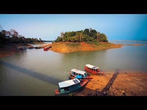Beauty of Kaptai Lake / কাপ্তাই লেক   Chandraghona, KPM    World's Most Amazing Place