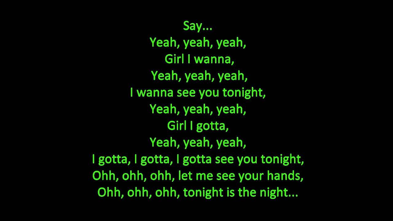 Cris brown yeah lyrics
