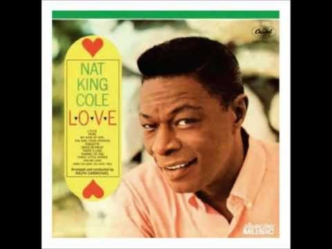 "Nat King Cole""Smile"""