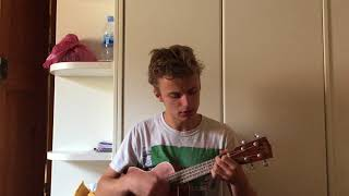 Cigarette Daydreams - Cage the Elephant Ukulele Cover