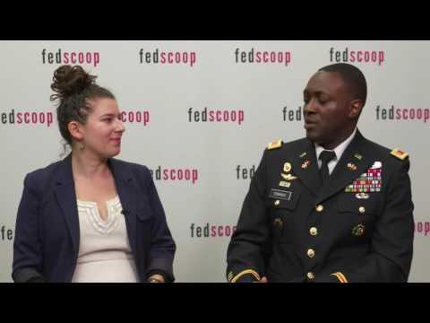 CW5 Derrick Edwards, CTO, U.S. Army