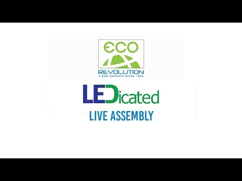 Eco-Revolution LEDicated Live Kitty Hawk Assembly