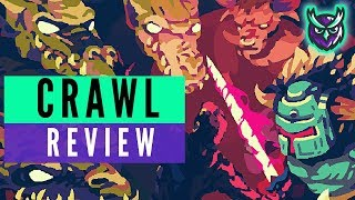 Crawl Nintendo Switch Review (Video Game Video Review)