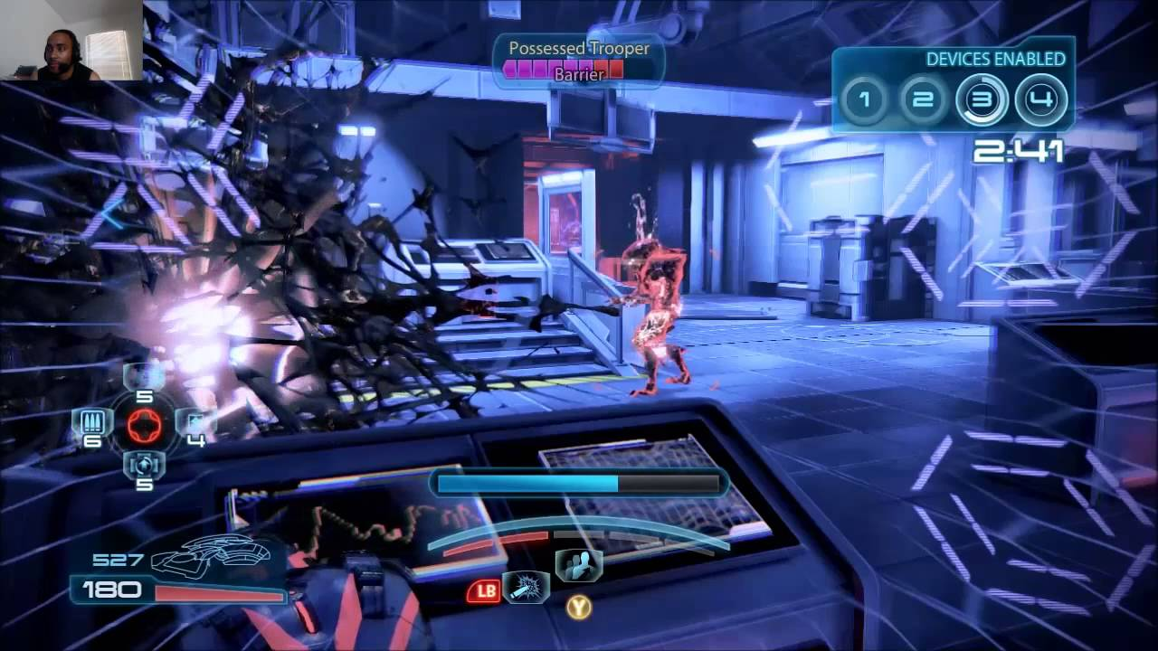 mass effect 2 how to get geth pulse rifle