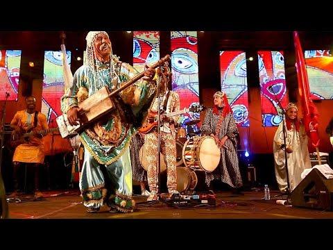 El Festival De Música Gnawa En Marruecos Nos Vuelve A Dejar En Trance Youtube