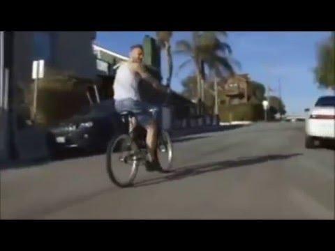 Conor McGregor Riding Bike Singing Snoop Dogg