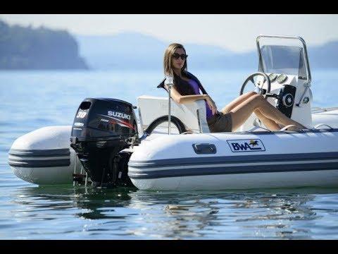 катер из лодки пвх часть 1 обзор лодки и замер скорости с мотором 9,8
