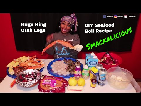 How to make Blove's Smackalicious Seafood Boil
