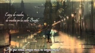 """Boggie Street"" - Leonard Cohen & Sharon Robinson - Sub Cast. - HD -"