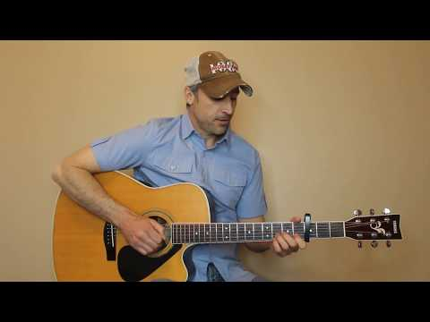I Will Rememer You - Ed Helms - Guitar Lesson   Tutorial