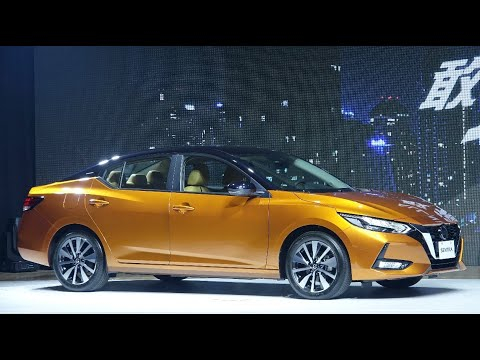 《 Nissan Sentra發表會》日產汽車全球車型戰略總監致詞