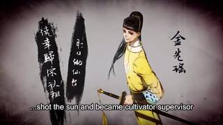 Eng sub 同道殊途Our Different Paths Grandmaster of Demonic Cultivation The Founder of Diabolism