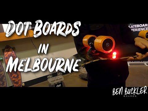 Discovering DOT E-skate in Melbourne ! - VLOG