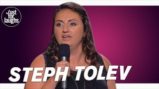 Steph Tolev - Nobody Wants to Love A Big Fish