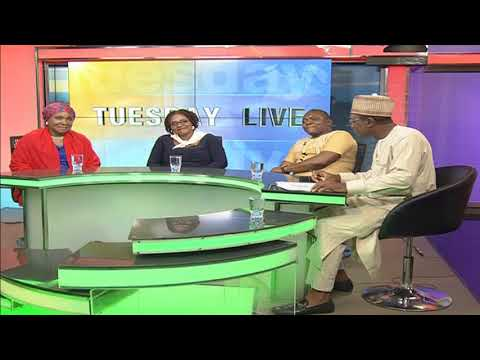 NTA Tuesday Live Topic:Traditional medicine in Nig. 15/AUG/2017