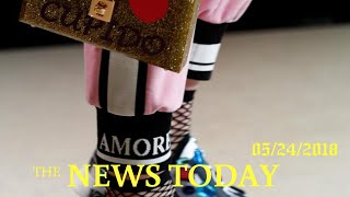 Fashion And Sport Brands Clash In Luxury Sneakers Race   News Today   05/24/2018   Donald Trump