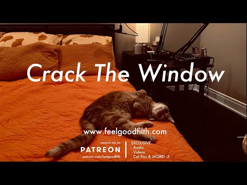 Crack The Window (SFW Cuddle)