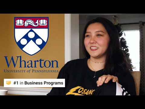 Life at the #1 Business School in the World - UPenn (Life in Wharton)