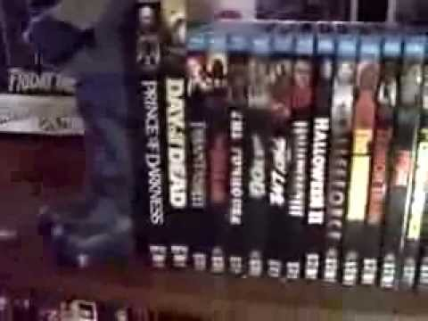 Horror Movie Collection 2013 Part 2: DVDs, HDDVDs & Scream Factory