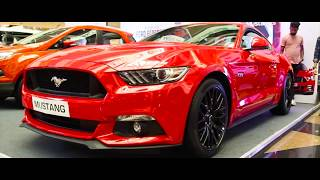 Ford Mustang IN Mumbai | Ford Mustang Walkaround | 2017 Ford Mustang  | hf vlogger sunil