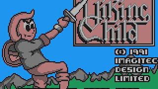 Atari Lynx Longplay [40] Prophecy I: The Viking Child