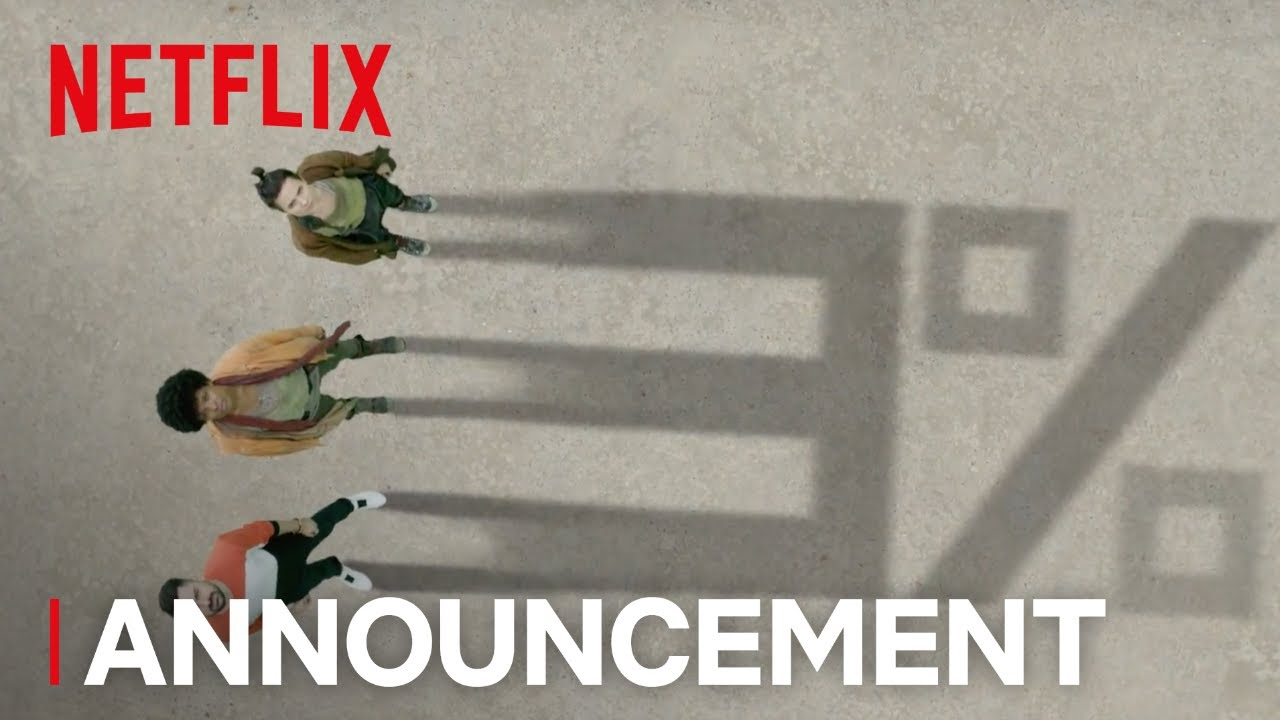 3% | Season 3 Announcement | Netflix