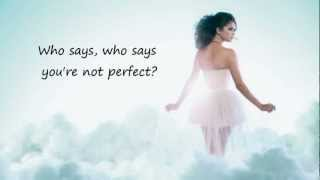 Who Says - Selena Gomez (Lyrics)