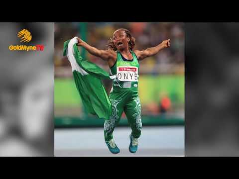 TEAM  NIGERIA TOP AFRICA MEDAL LIST AT 2016 RIO PARALYMPICS GAMES