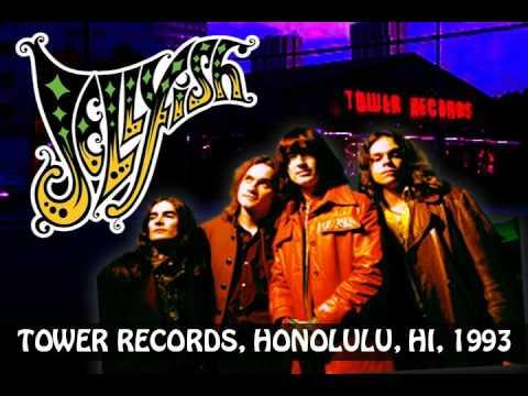 Jellyfish Live Acoustic Set @ Tower Records, Honolulu, Hawaii (1993)