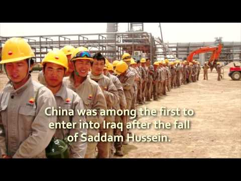 History of Oil Development in Iraq (English)