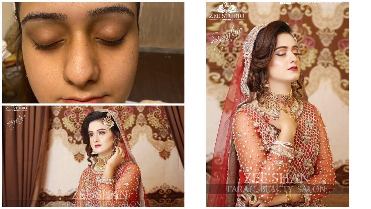 Barat Look| Bridal makeup | Makeup tutorial
