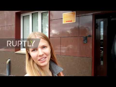 Russia: Opposition activist Navalny allegedly leaves country after searches at his offices