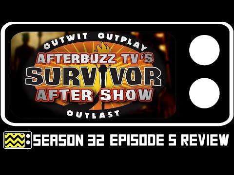 Survivor Season 32 Episode 5 Review & Aftershow | AfterBuzz TV