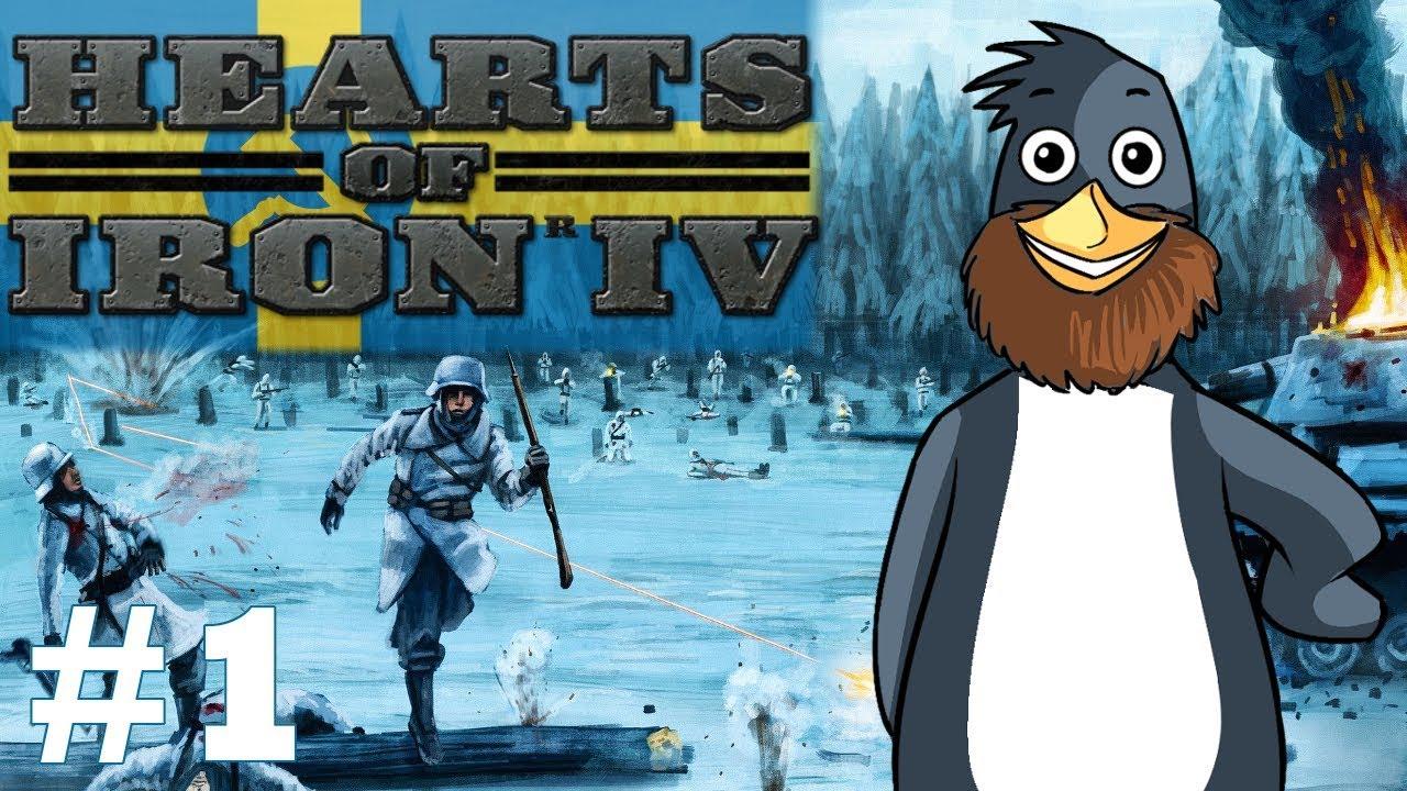 Hearts Of Iron IV - Communist Sweden #1 : Flat-Pack War