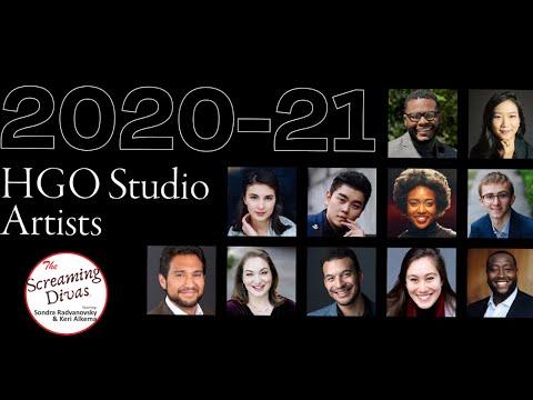 Houston Grand Opera Studio Artists - ScreamingDivas Ep. 32