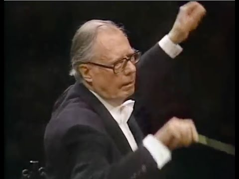 Beethoven Symphony No 5 - Karl Böhm, V.P.O. 1977.3.2 Japan NHK Live HQ