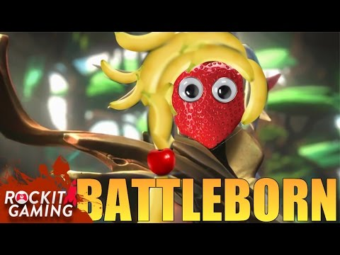Battleborn Rap Song | Battleborn | Rockit Gaming Records