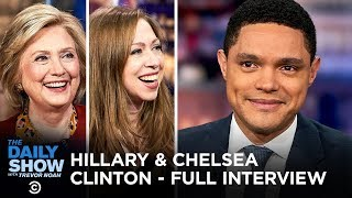 """Hillary Rodham Clinton & Chelsea Clinton - Impeachment &  """"The Book of Gutsy Women"""" 