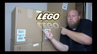 I bought a $1,656 Amazon Customer Returns TOYS & LEGO Pallet / Mystery Boxes