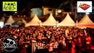 "THE GOBERS BAND ""TRANSLATE"" @ Festival Banjir Kanal Timur 2012"
