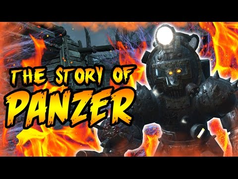 The Story of PANZER SOLDAT! RICHTOFENS EVIL CREATION! Call of Duty Black Ops 3 Zombies