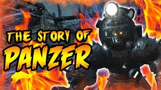 The Story of PANZER SOLDAT! RICHTOFEN'S EVIL CREATION! Call of Duty Black Ops 3 Zombies