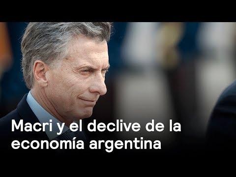 Macri y el declive de la economía argentina - Foro Global