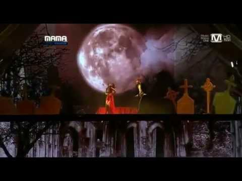 [111129] BEAST & Trouble Maker - Fiction [MAMA 2011 In Singapore]