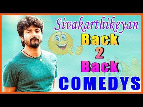 Sivakarthikeyan Comedy Scenes | Comedy Scenes | Robo Shankar | Sathish