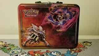 Opening Pokemon Sun & Moon Collector's Chest!!